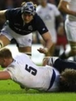 George Kruis Scores England's first try   RBS 6 Nations Rugby Video Highlights