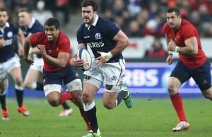 Alex Dunbar returns for Scotland