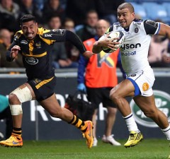 Anthony Watson has re-signed with Bath