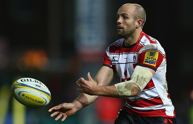 Charlie Sharples scored a decisive try near the end for Gloucester