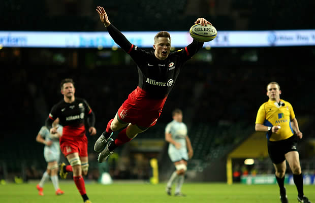 Chris Ashton will now miss the Six Nations