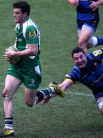 London Irish move off the botttom with Worcester win
