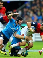 France squeak home against Italy in Six Nations