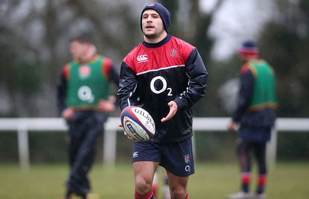 Danny Care comes into the England starting line up