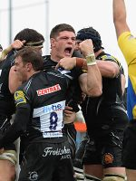 Exeter beat Wasps and book first final