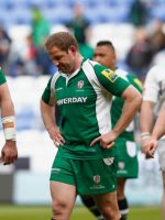 London Irish relegated from Premiership