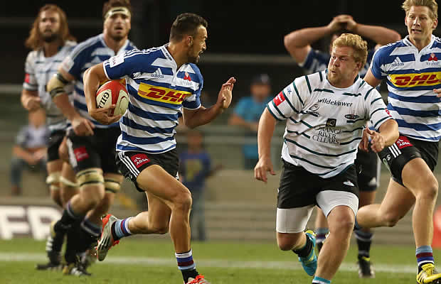 Dillyn Leyds will start at fullback for Western Province