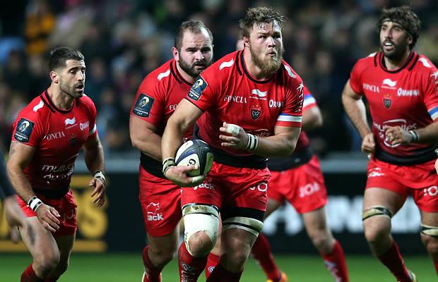 Duane Vermeulen says Toulon need more time