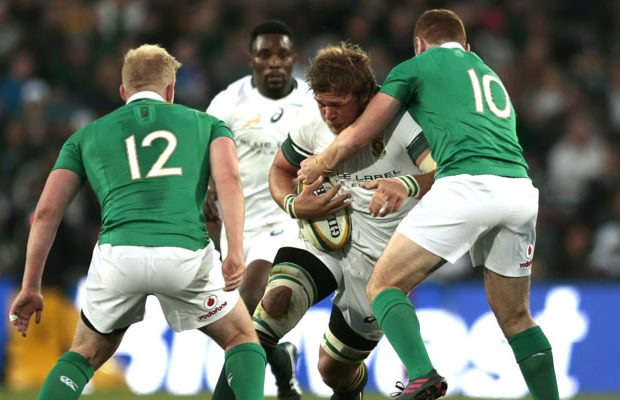 Duane Vermeulen will sit out the series decider
