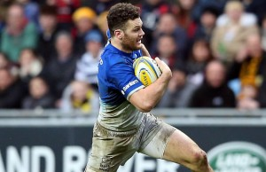 Duncan Taylor has signed a long term contract with Saracens