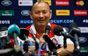 Former Japan coach Eddie Jones could be appointed England coach