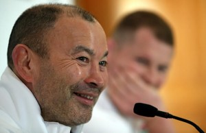Eddie Jones has been in full voice this week