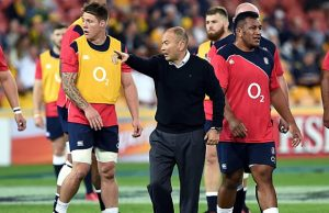 England head coach Eddie Jones says they can play a lot better