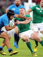 Ireland do just enough against Italy in World Cup