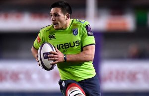 Ellis Jenkins has been called into the Wales squad