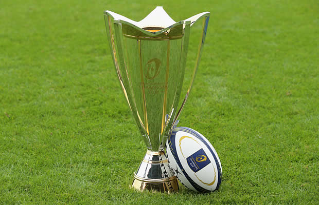 The European Rugby Champions Cup teams have been named