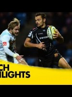 Exeter Chiefs Vs Harlequins – Aviva Premiership 2015/16  | Rugby Video Highlights