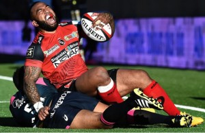 Fetu'u Vainikolo will miss the rest of the rugby season