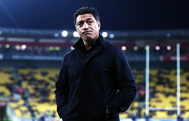 Filo Tiatia will coach the Sunwolves forward pack
