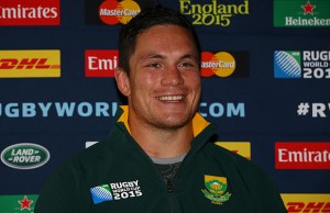 Francois Louw still believes the Springboks can be world champions