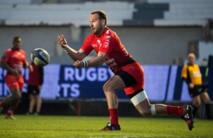 Frederic Michalak will sit out this weekend