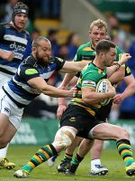 Northampton come from behind to beat Bath