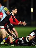 Laidlaw to leave Gloucester Rugby for Clermont