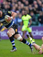 Mercer to captain Bath Rugby