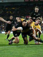All Blacks beat Wallabies to retain Bledisloe Cup