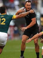 All Blacks equal record with victory over Springboks