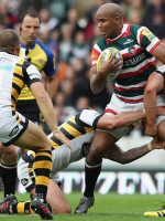 Wasps earn first win at Leicester Tigers in eight eight years