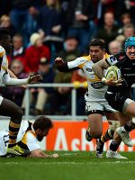 Exeter Chiefs go to second in Premiership