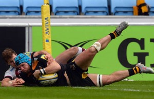 James Haskell is expected to miss up to six months of rugby