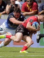 O'Connor the star as Montpellier, Racing make Top 14 play-offs