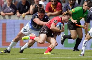 James O'Connor scored four tries