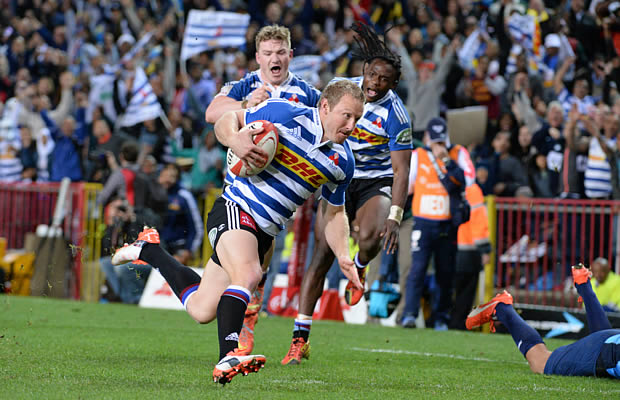 Jano Vermaak scored a try for Western Province
