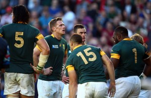 Jean de Villiers has been ruled out of the Rugby World Cup