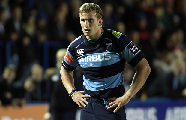 Cardiff Blues Jevon Groves will lead the Blues Regional Premiership Select XVs