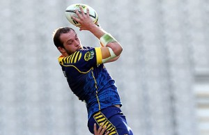 Joe Latta will join Gloucester from the Highlanders