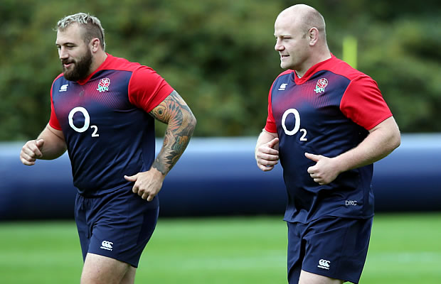 Joe Marler's scrumming technique has been questioned