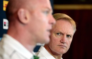 Ireland coach Joe Schmidt has made three changes