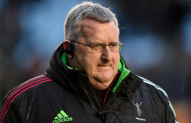 John Kingston will step up as Director of Rugby