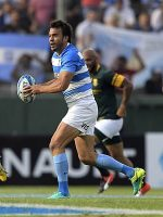 Argentina hold on for historic win over South Africa