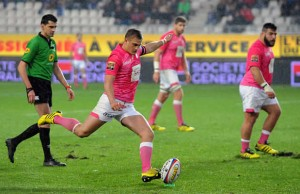 Jules Plisson kicked all of Stade's points