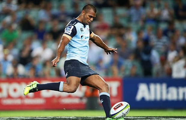 Kurtley Beale is understood to be considering a move to Wasps