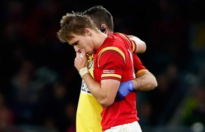Liam Williams has been ruled out of the Rugby World Cup