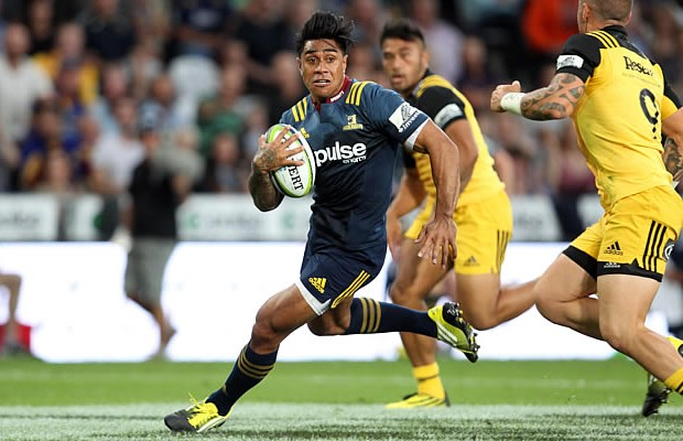 Malakai Fekitoa had a try disallowed