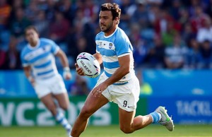 Martin Landajo will win his 50th Argentina cap