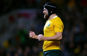 Matt Giteau has been included in the Wallabies Rugby Championship squad