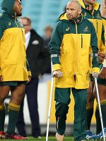Giteau ruled out of Rugby Championship